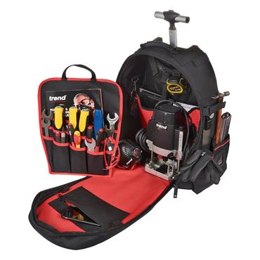 Trend Wheeled Backpack Tool Bag - TB/WBP