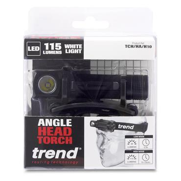 Trend Torch LED head angled 115 lumens - UK sale only - TCH/HA/H10