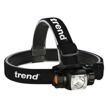 Trend Torch LED Head pivot 350 lumens - UK sale only - TCH/HP/H20