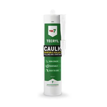 TEC7 PROFESSIONAL ACRYLIC CAULK