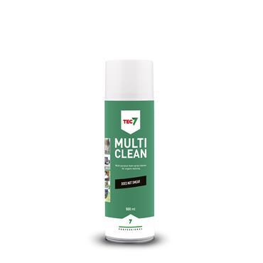 Tec7 MULTI-CLEAN FOAM SPRAY CLEANER