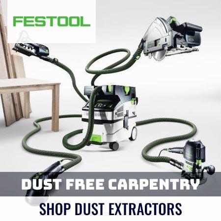 Shop Dust Extractors