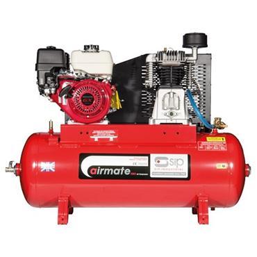 Industrial Super ISHP8/200 Petrol Compressor 04458