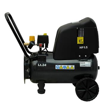 110V SIP OL197/24 ProTech Air Compressor 06253