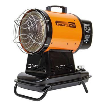 SIP Fireball 74XRDT Infrared Diesel Heater 09311