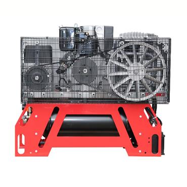 MPC Thunder 130D 11 HP Diesel Compressor -Generator-Welder 1-201-210