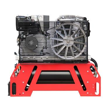 MPC EOLO 130D 11 HP Diesel Compressor 1-201-216