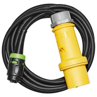 Plug it-cable H05 RR-F-4 110V 203927