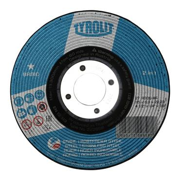 "4 1/2"" Grinding Discs 10 Pack 222858"