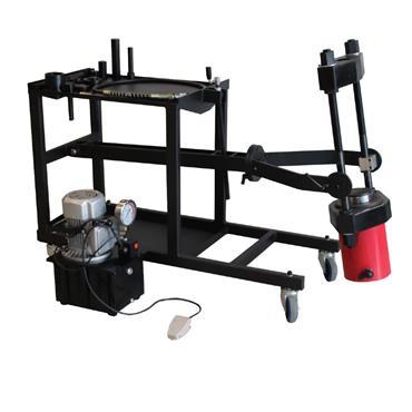 Rotatable 100 Ton King Pin Press 31415147