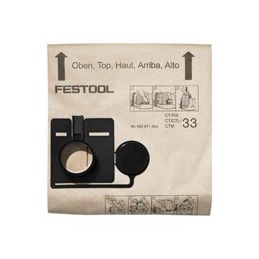Filter bag FIS-CT 33-5 452971