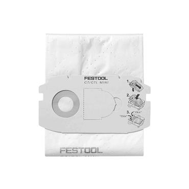 SELFCLEAN filter bag SC FIS-CT MINI-5  498410
