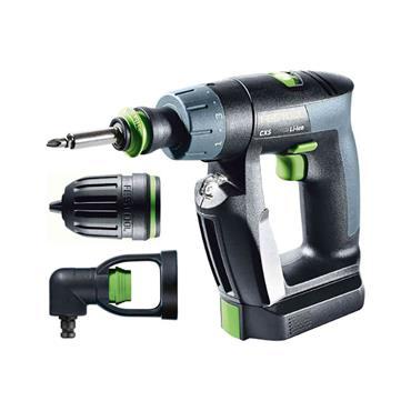Cordless drill CXS Li 2,6-Set GB 240V