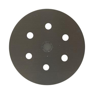 "6"" 150mm Pad Hook + Loop 7 Holes"