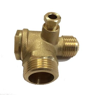 "3/4"" X 1/2""  NON RETURN VALVE"