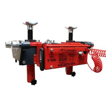 ABCO 20 Tonne Threaded Rod Ram Commercial Pit Jack