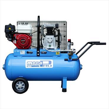 NUAIR PETROL COMPRESSOR 5.5HP 100LTR  b3800-5-5s-100