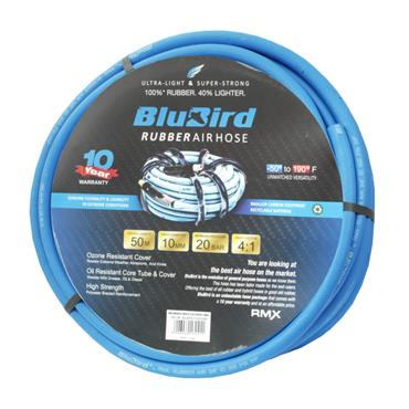 Blubird 50M Air Hose 10MM No Fittings