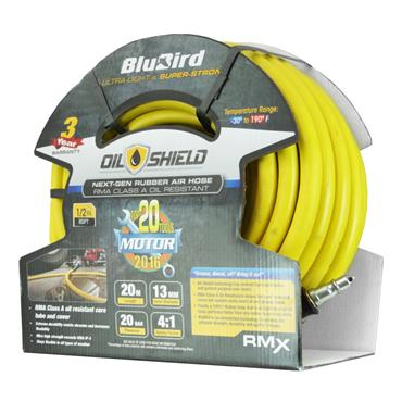 BLUBIRD 20M AIR HOSE 13MM