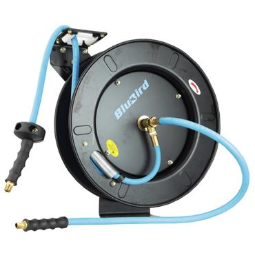 "BLUBIRD 20 METRE  3/8"" AIR REEL BB3815"