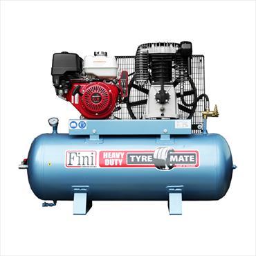 FINI HONDA PETROL COMPRESSOR 13HP 210LTR