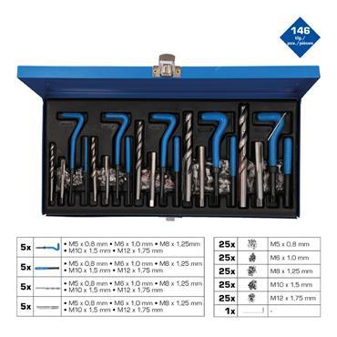 131-pcs Thread repair set BT541150