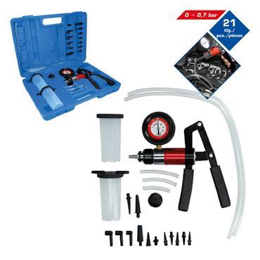 21-pcs Vacuum/pressure test kit BT581500