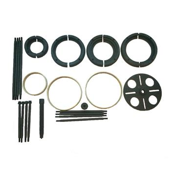 TRUCK TRANSMISSION /BEARING/ SHAFT SLEEVE / GEAR PULLER KIT (ZF16S221-16S251) C1271