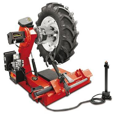 AUTOMATIC TYRE CHANGER FOR TRUCKS CM56