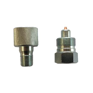"1/4"" NEEDLE TYPE HYDRAULIC COUPLING & ADAPTOR CP230"