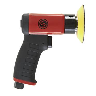 CP7200 CHICAGO PNEUMATIC MINI PISTOL ORBITAL SANDER