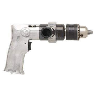 "CP785H CHICAGO PNEUMATIC 1/2"" NON REVERSIBLE PISTOL DRILL"