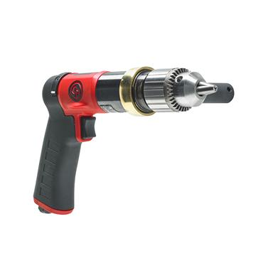 "CP9789C CHICAGO PNEUMATIC 1/2"" REVERSIBLE PISTOL DRILL"