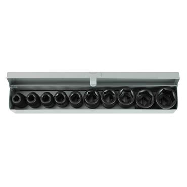 "1/2"" DRIVE STD REACH IMPACT SOCKET SET"