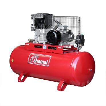 SHAMAL 5.5HP 200LTR 380V COMPRESSOR K25-200FT