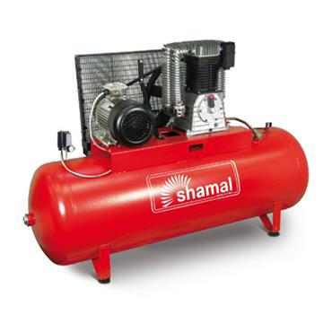 SHAMAL 10HP 500LTR 14BAR 380V COMPRESSOR K50-500-14