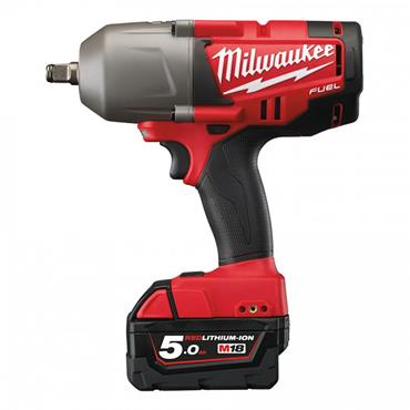 "Milwaukee 1/2"" Cordless Impact Wrench"