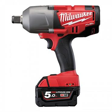"Milwaukee M18CHIWF34-502x 3/4"" Cordless Impact Wrench"
