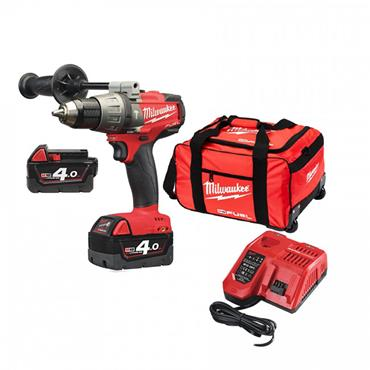 Milwaukee 18 Volt Percussion Cordless Drill