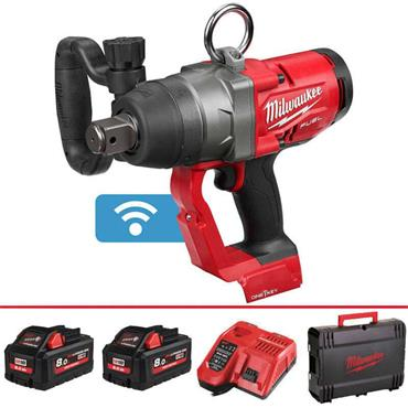 "M18ONEFHIWF1-802X 1"" DRIVE CORDLESS IMPACT WRENCH"