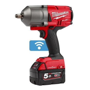 "18 Volt High-Torque 1/2"" Impact Wrench M18ONEFHIWF12-502X"