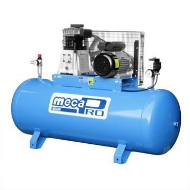 NUAIR 3HP 200 LITRE 220V STATIONARY AIR COMPRESSOR B3800C-200