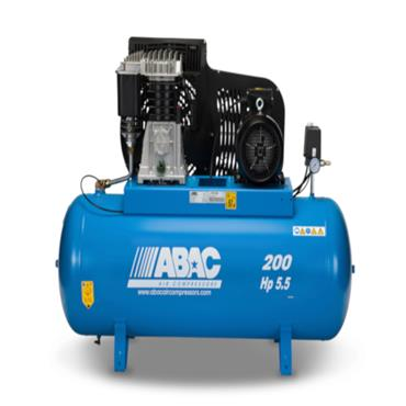 NUAIR 5.5HP 200LTR 380V COMPRESSOR NB5-200FT