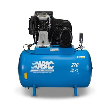 NUAIR 7.5HP 270LTR 380V COMPRESSOR NB7-270FT