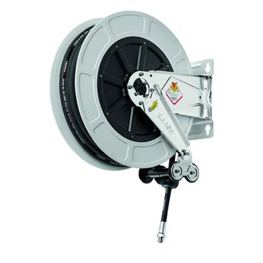 "RAASM 18m 3/8"" 200 BAR INOX POWERWASHER REEL 9432.302"