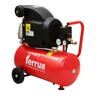 FERRUA 24 LITRE AIR COMPRESSOR RC20-24