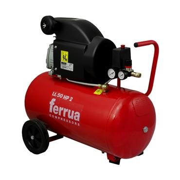 FERRUA 50 LITRE  AIR COMPRESSOR RC20-50