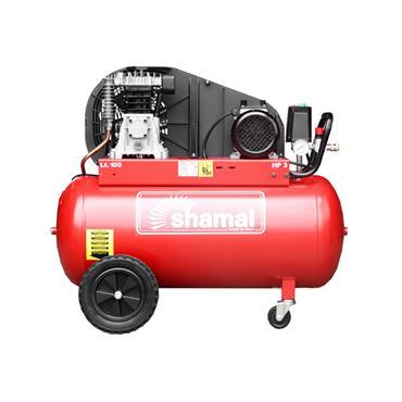 SHAMAL 3HP 100LTR 380V COMPRESSOR SB28C-100