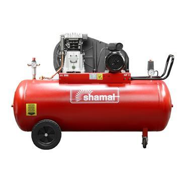 SHAMAL 3HP 200 LITRE 220V AIR COMPRESSOR SB38C-200