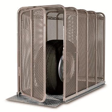 SECUR BOX SAFETY CAGE